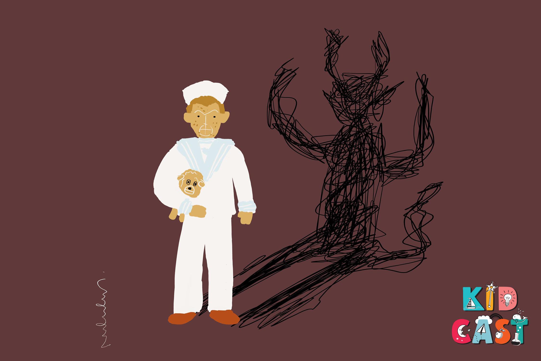 Kidcast (Podcast) EP 7 : Robert the doll ตุ๊กตาผีต้นแบบของชัคกี้
